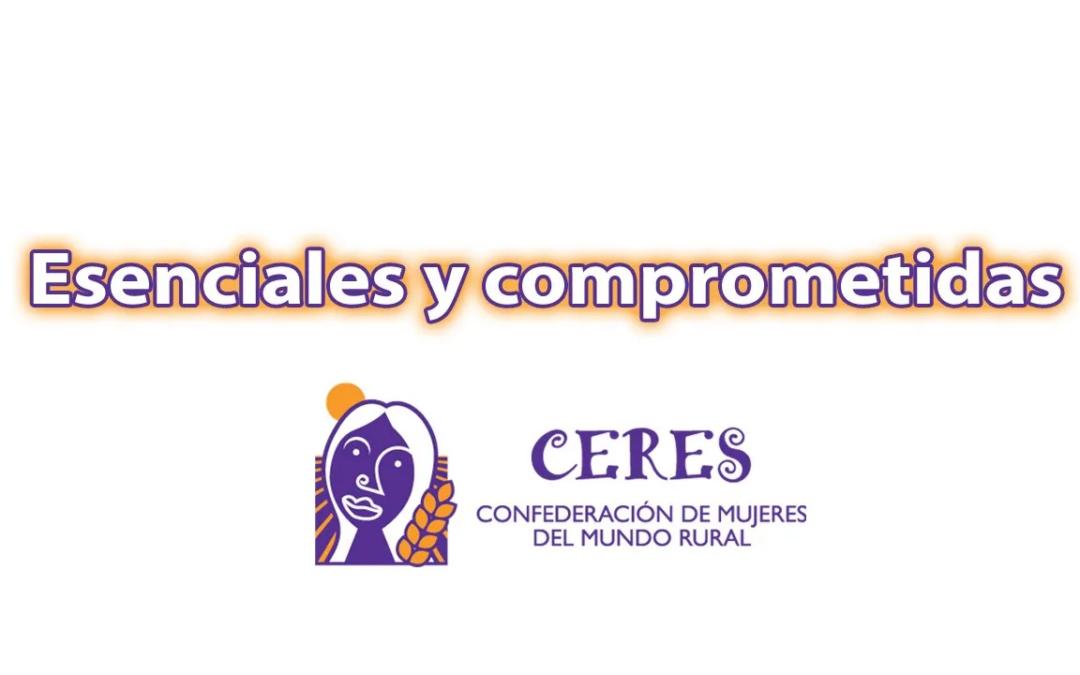 Colaboración con CERES , Confederación de Mujeres del Mundo Rural